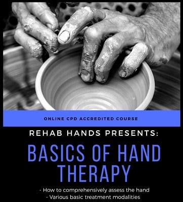 rehab hands online hand therapy course