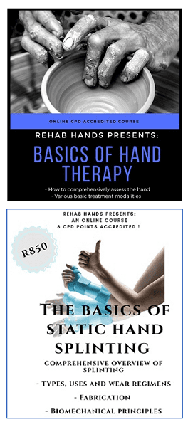 Rehab Hands Online Courses